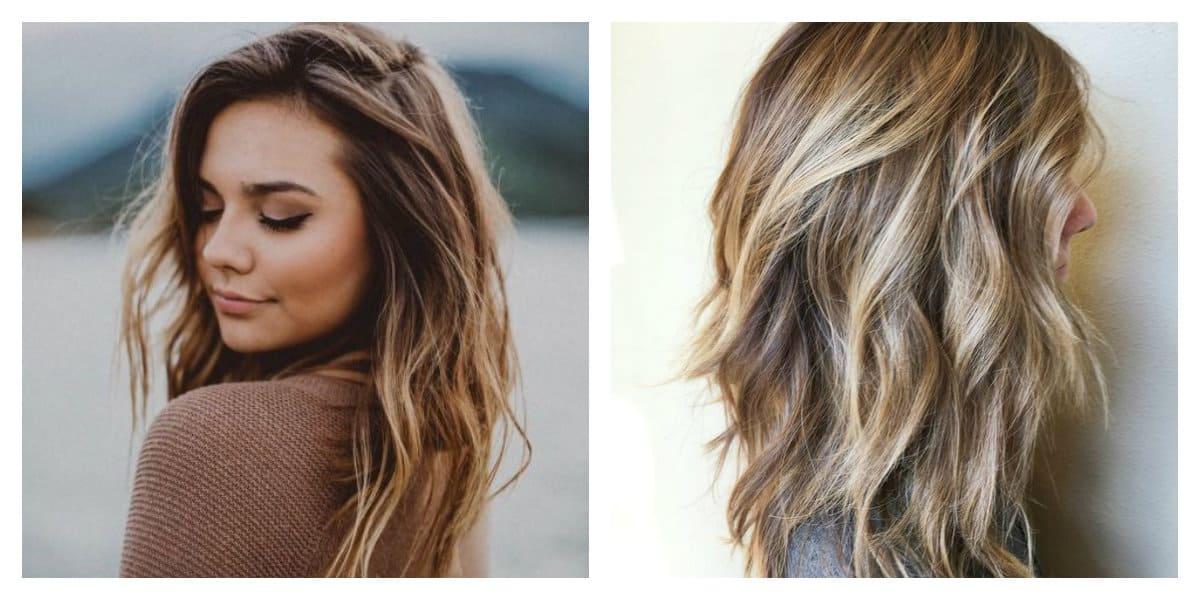 Cabello largo 2018 tendencias de moda para cabello largo - Que peinados estan de moda ...