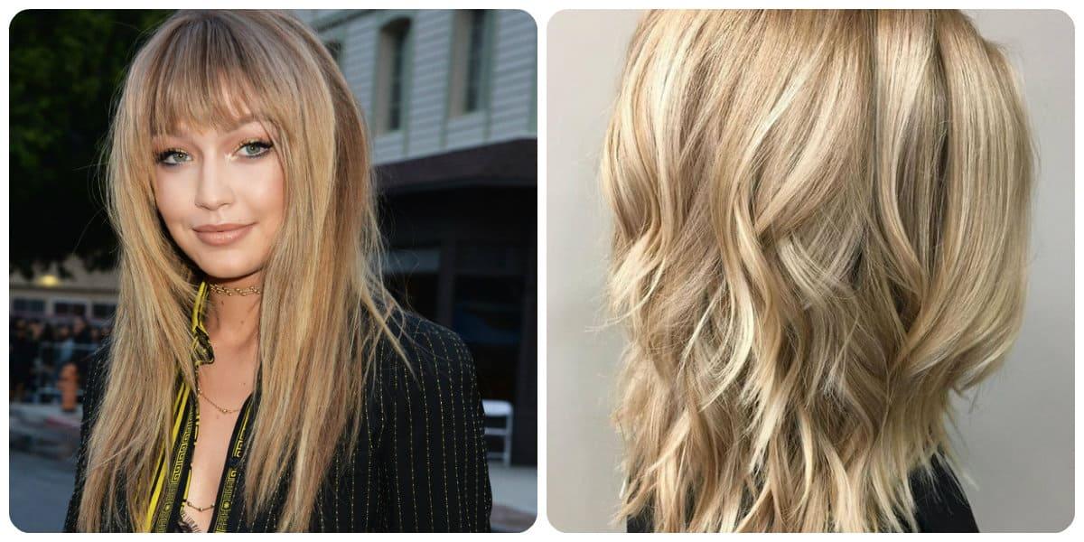 Cabello largo 2018 tendencias de moda para cabello largo - Peinados actuales de moda ...