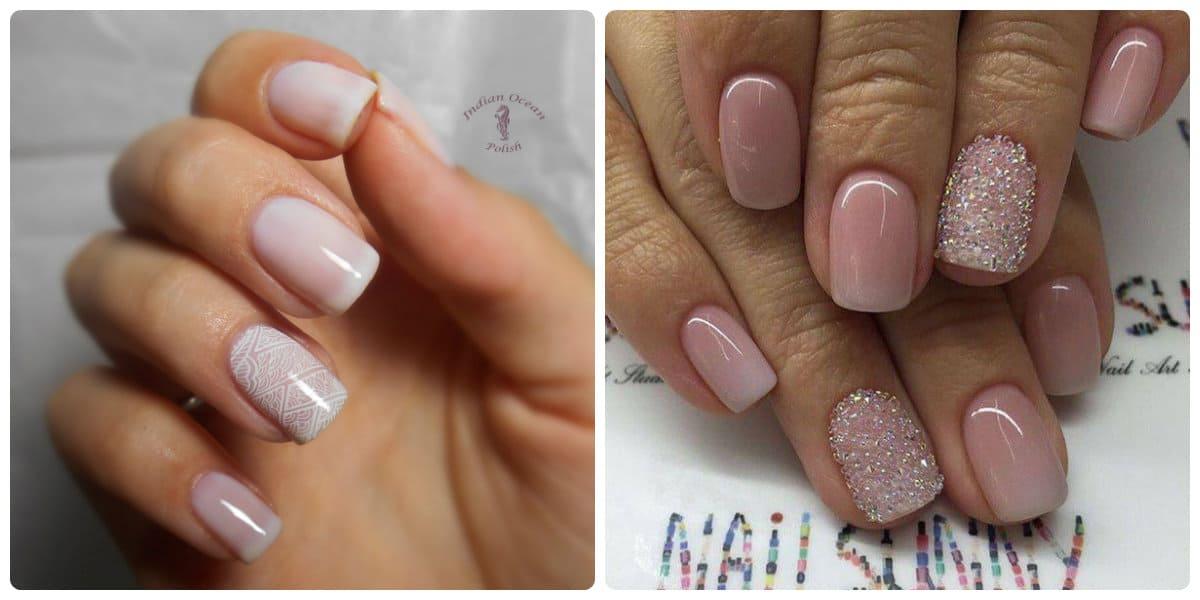 Colores de esmalte de uñas 2018; colores de moda