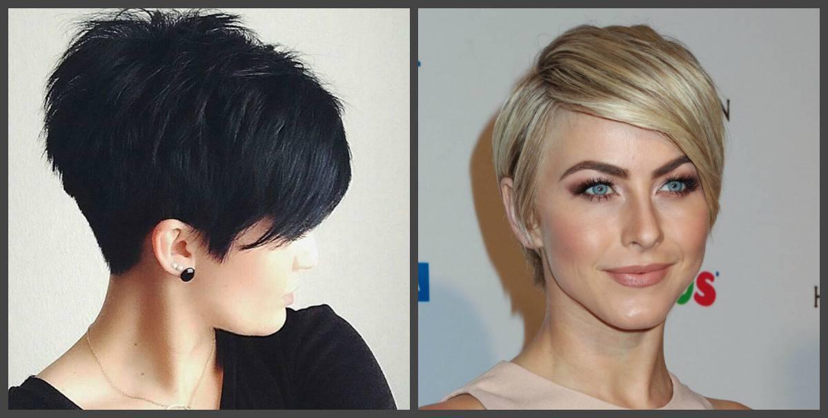 Peinados 2018- cortes de pelo corto