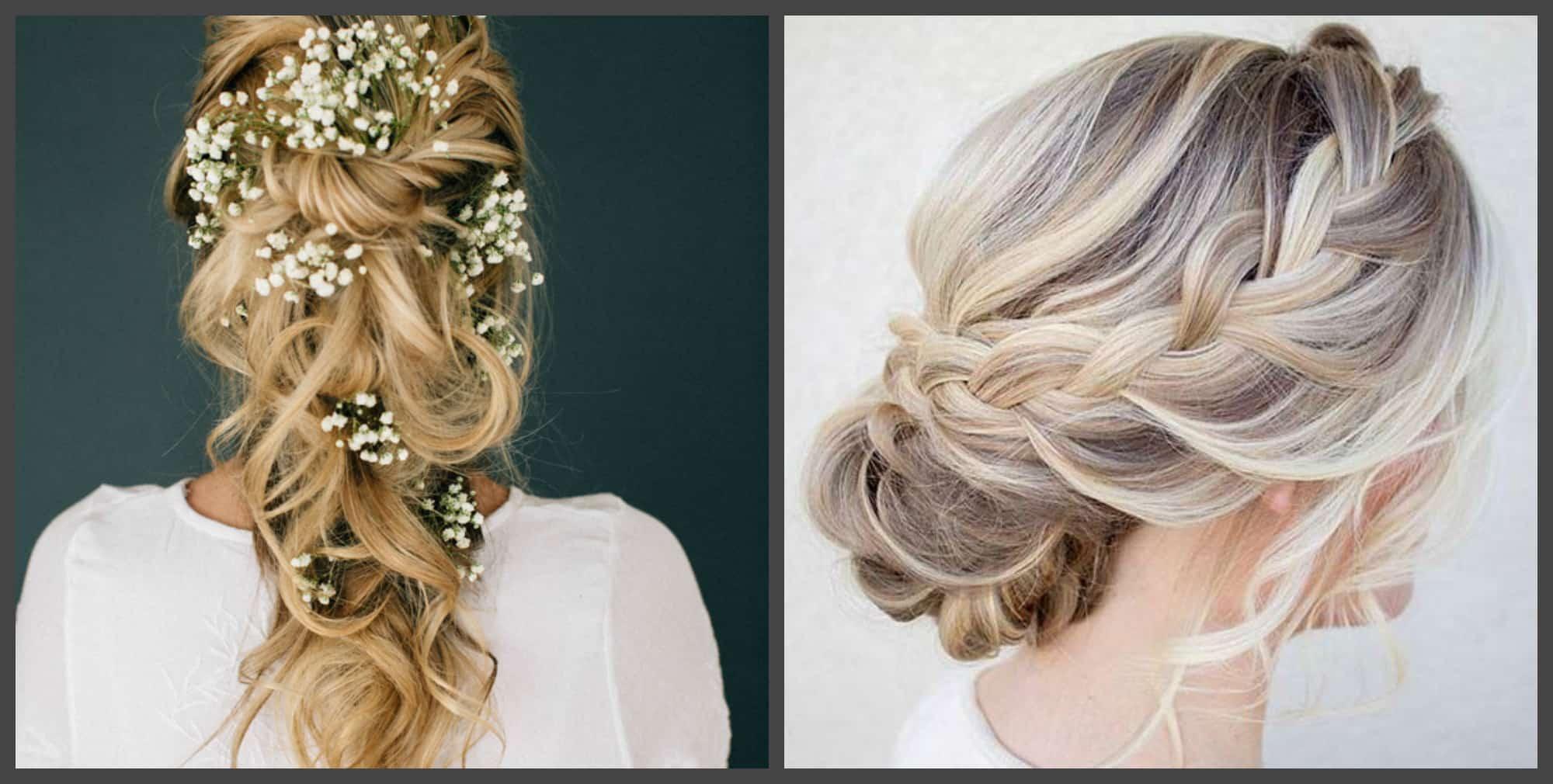 Peinados de boda 2018- nuevas tendencias