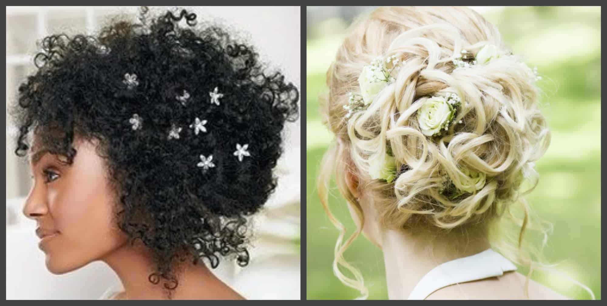 Peinados de boda 2018- para todo tipo de pelo