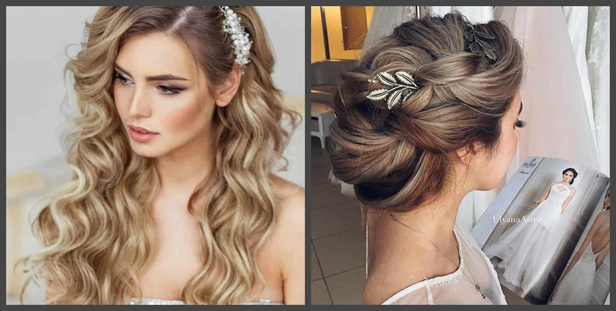 Peinados de boda 2018-peinados hermosos