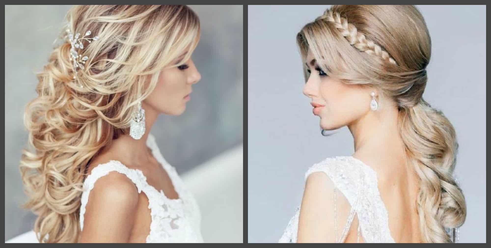 Peinados de boda 2018 peinados hermosos y de moda - Peinados elegantes para una boda ...