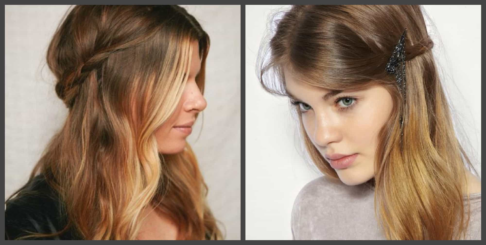 Peinados de moda 2018 tendencias y colores de pelo - Peinados actuales de moda ...
