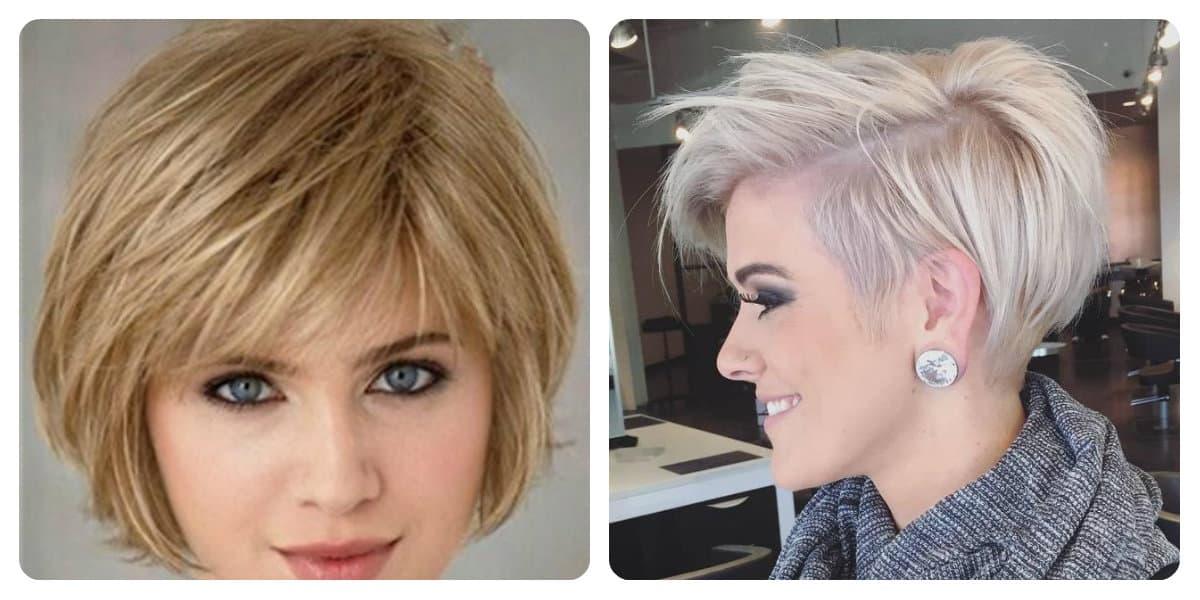 Color en cabello corto 2020