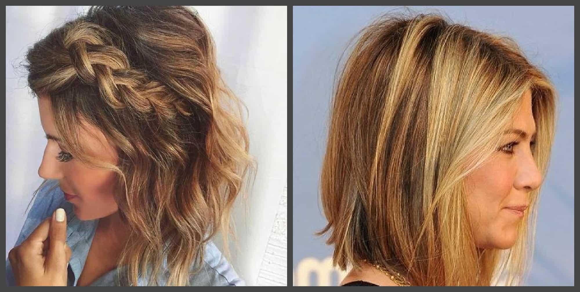 Tendencias de cabello 2020- pelo medio