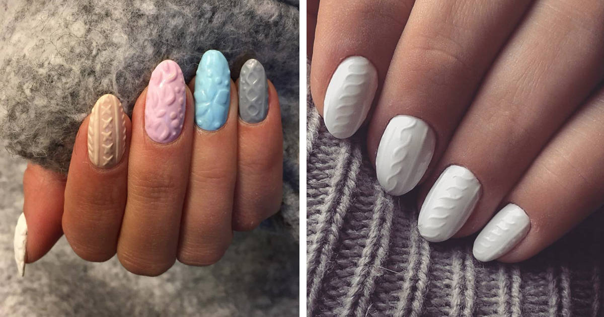 Tendencias de colores de uñas 2018, colores de paostel de moda