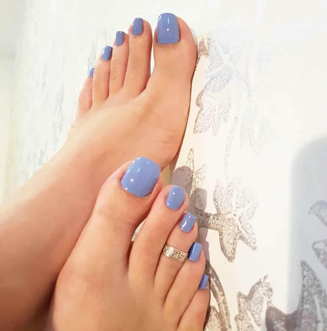 Diseños-de-uñas-para-pies-2020;-nuevas-tendnecias