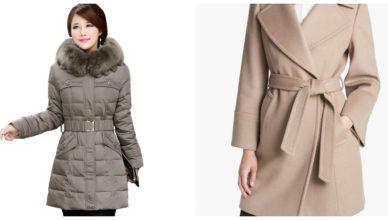 Abrigos de invierno 2018- principales tendencias de moda femenina