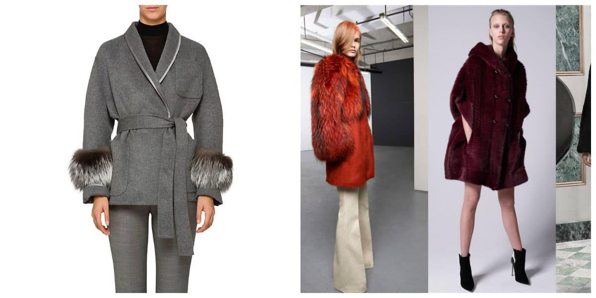 Abrigos mujer 2022- supermarca italiana Prada de moda