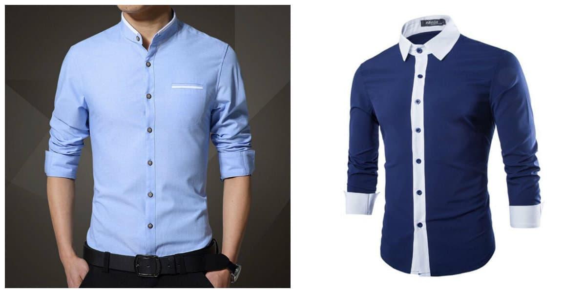 01e112a7a Camisas para hombre 2020; camisas de moda para hombres
