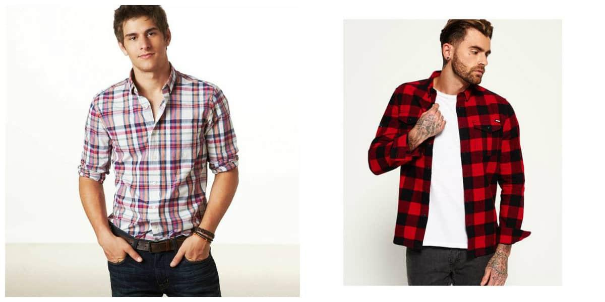 camisas para hombre 2018 camisas de moda para hombres