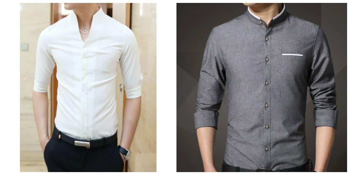 Camisas para hombre 2018- con pantalones que le corresponden