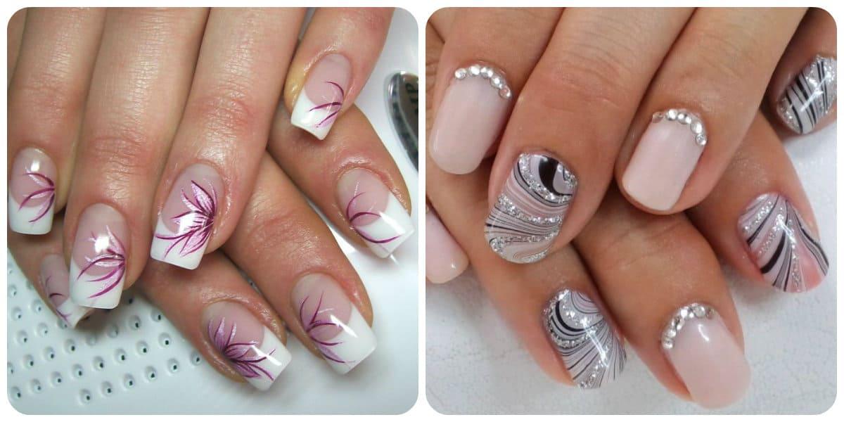 Decoración de uñas 2018- algunos ejemplos de las ideas muy de moda para mujeres