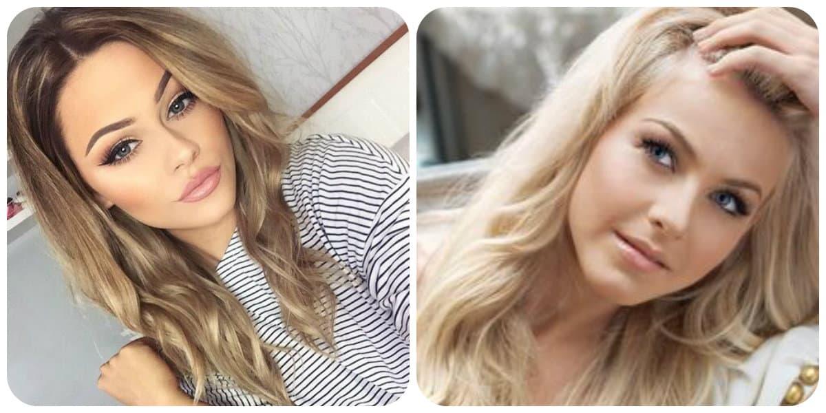 Maquillaje de día 2018- burdeos aburridos para el uso de cada dia