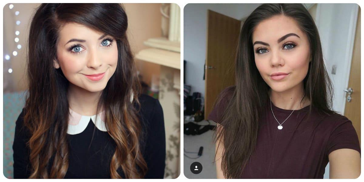 Maquillaje de día 2018- apariencias que podeis tener cada dia sin perder tiempo