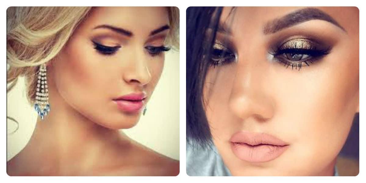 Maquillaje de moda 2018- las mejores ideas para las amantes de moda