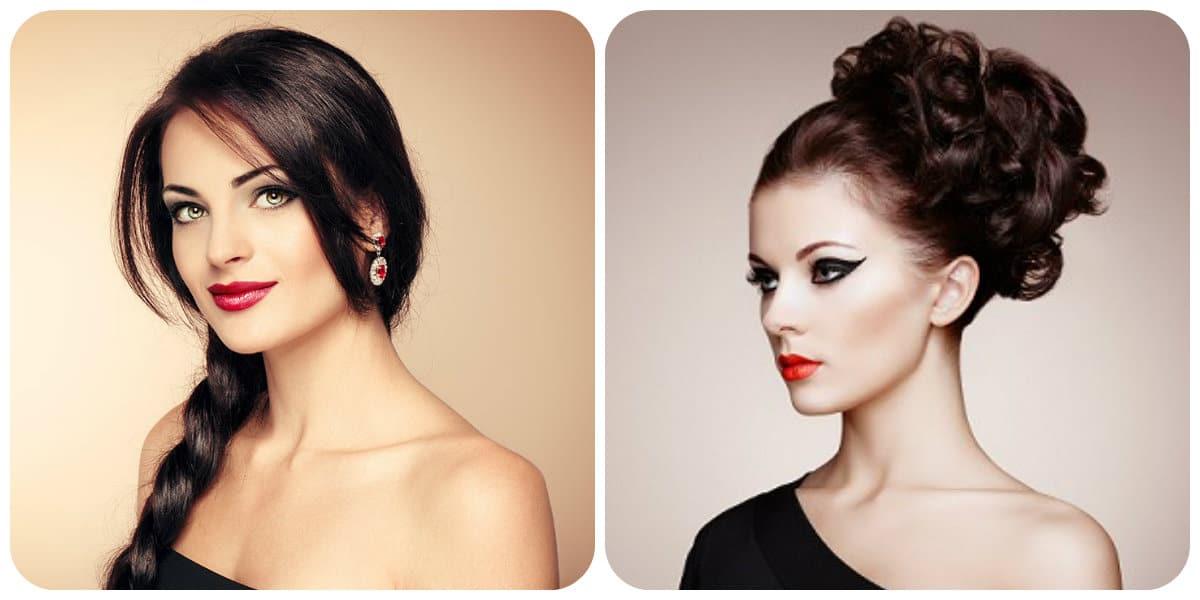 Maquillaje de noche 2022- mejores ideas y tendencias de maquillaje