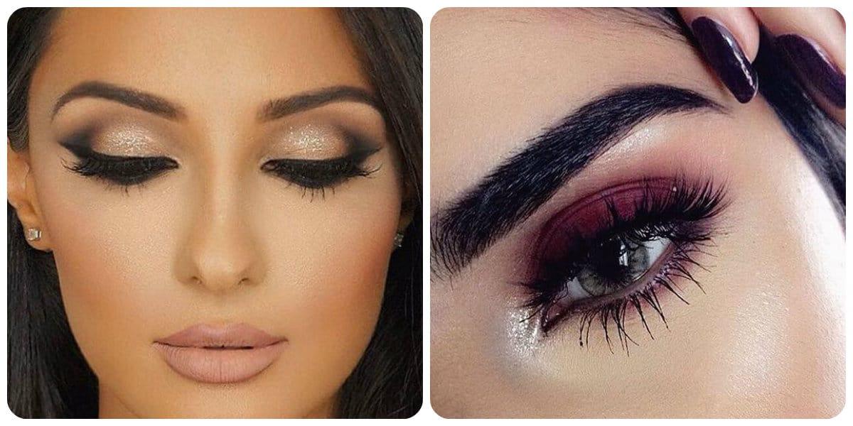 Maquillaje de ojos 2018- el arte de crear lineas intensas