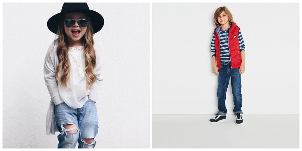 Moda para niños 2018- principales tendencias en la moda de chicos y chicas