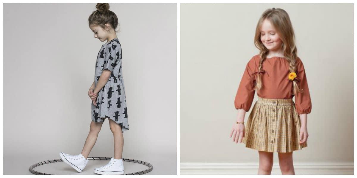 Moda para niños 2020- ropas muy de moda para las chicas