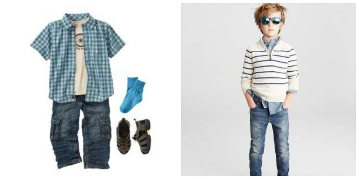 Moda para niños 2020- tendencias pprincipales en la ropa de chicos y chicas