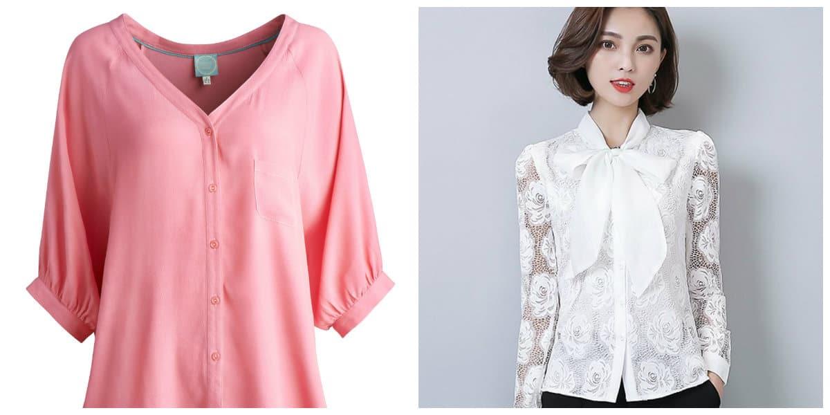 Modelos de blusas 2020- tendencias principales en la moda femenina