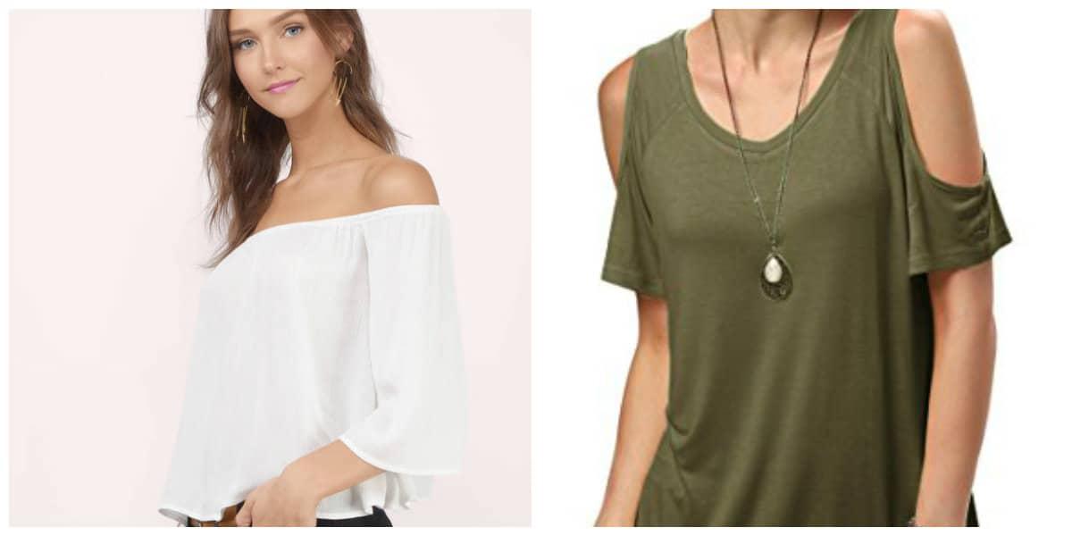 Modelos de blusas 2020- modelos anchos especialmente para verano