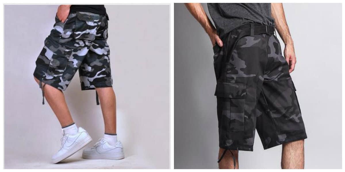 2020; Consejos De Moda Pantalones Cortos Hombre thrsQdC