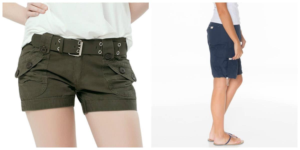 Pantalones Cortos Mujer 2020 Sugerencias Principales De Moda