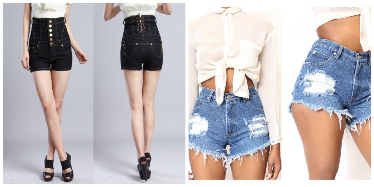 sin impuesto de venta comprar lujo venta caliente barato Pantalones cortos mujer 2020; sugerencias principales de moda
