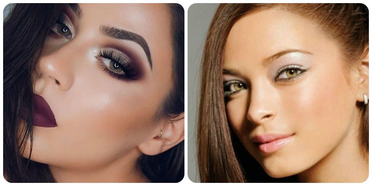 Sombras de ojos 2018- las ideas principales para un maquillaje con gusto