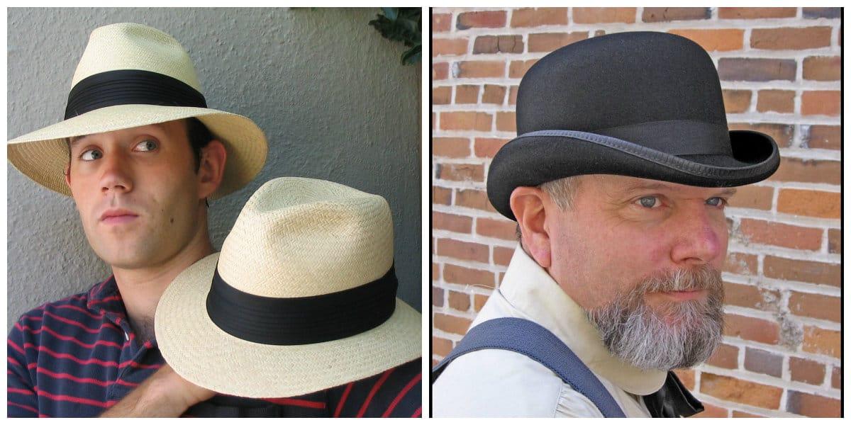 e23a1ce3b59af Sombreros para hombre 2018- pija tejido otro modelo en tendencia
