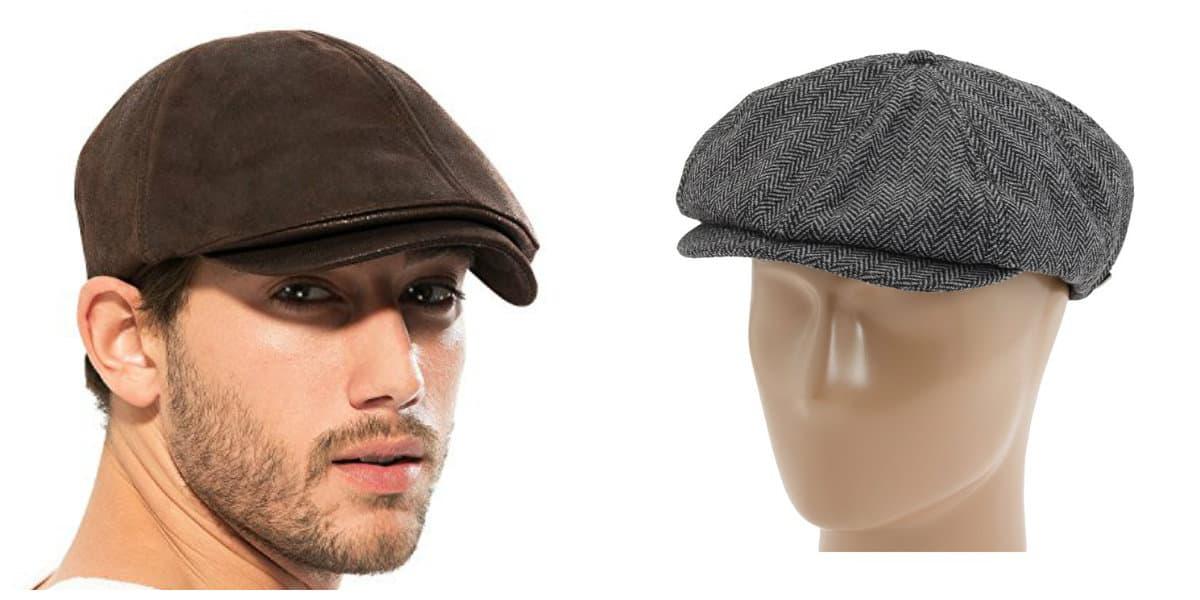 Sombreros para hombre 2018- de diferentes colores de moda