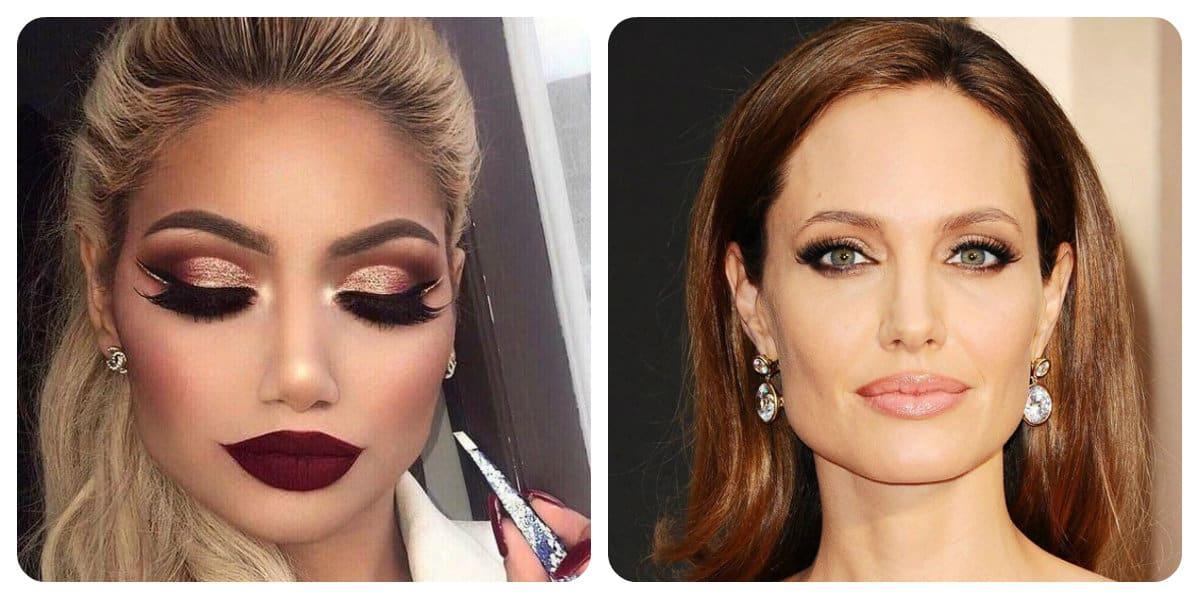 Tips de maquillaje 2018- ideas principales para las mujeres de moda