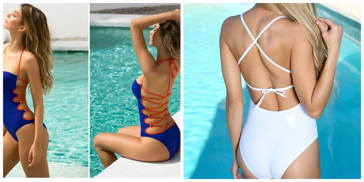 090ac247e71a Trajes de baño 2020; tendencias de trajes de baño para mujer