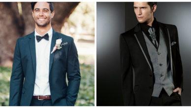 Trajes de boda 2018- todas las nuevas tendencias para moda masculina