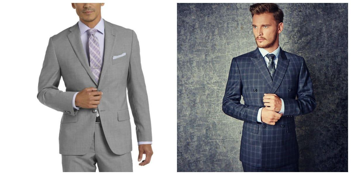 trajes de hombres 2020- ideas de trajes masculinos muy elegantes