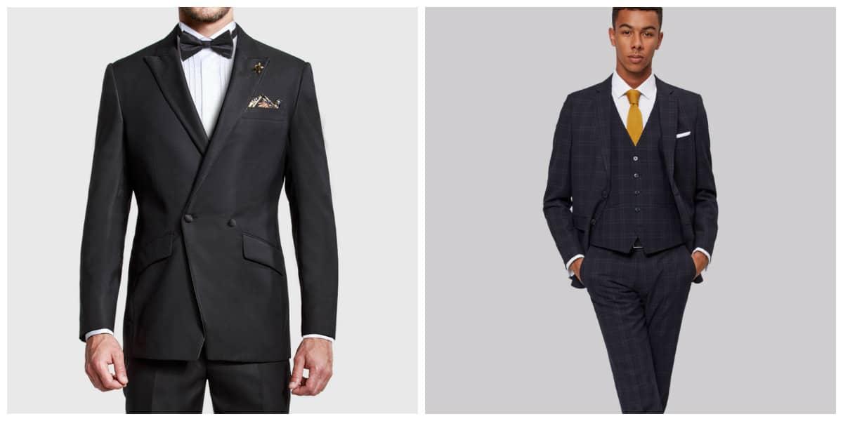 Trajes para hombres 2018- trajes elegantes y con mucho gusto - trajes de hombres 2018