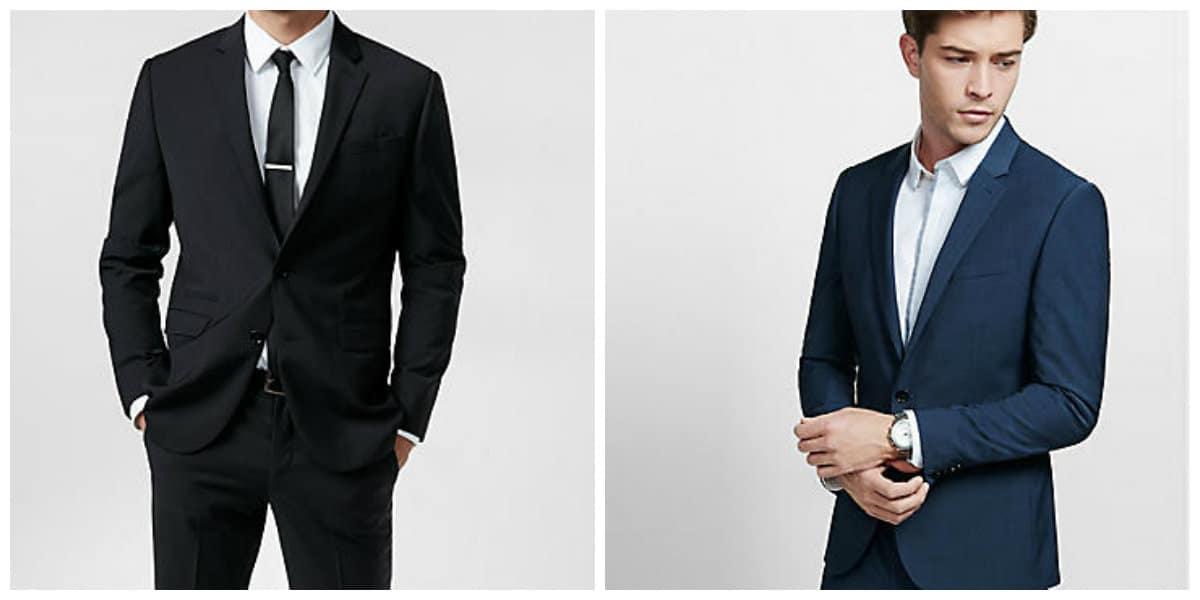 trajes de hombres 2018 principales tendencias para hombres