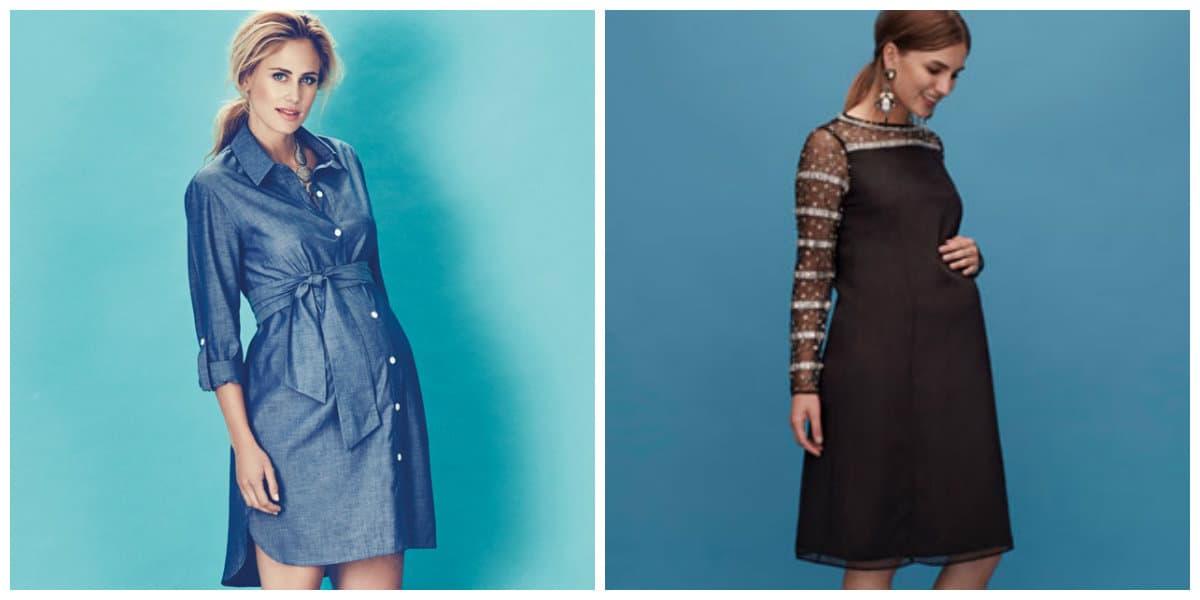 Vestidos De Maternidad 2020 Moda De Ropas De Maternidad