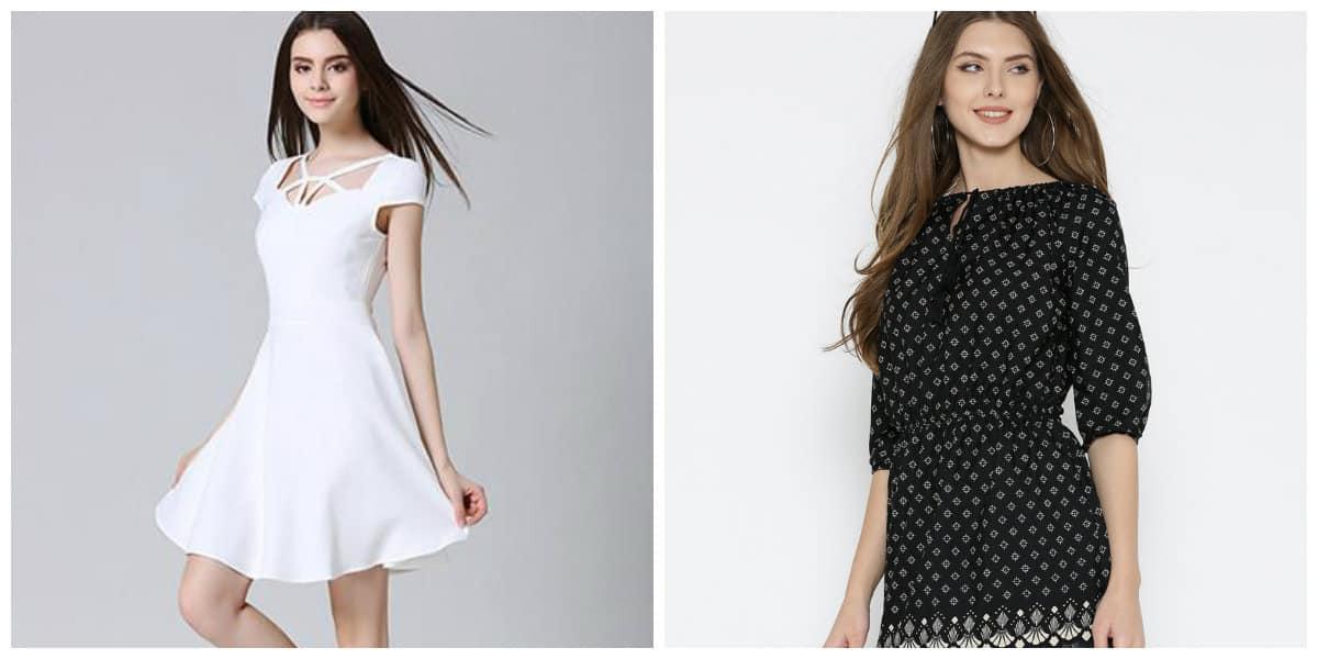 Vestidos de mujer 2018- principales tendencias de la moda femenina