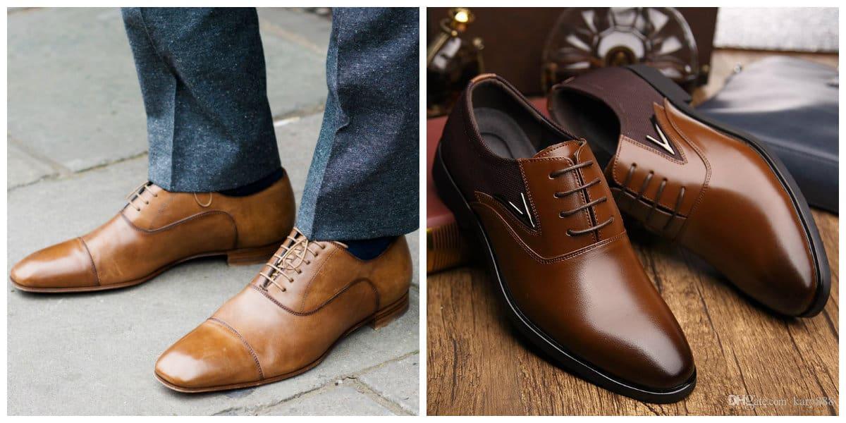 Zapatos de hombre 2018- calzado clasico siempre de moda
