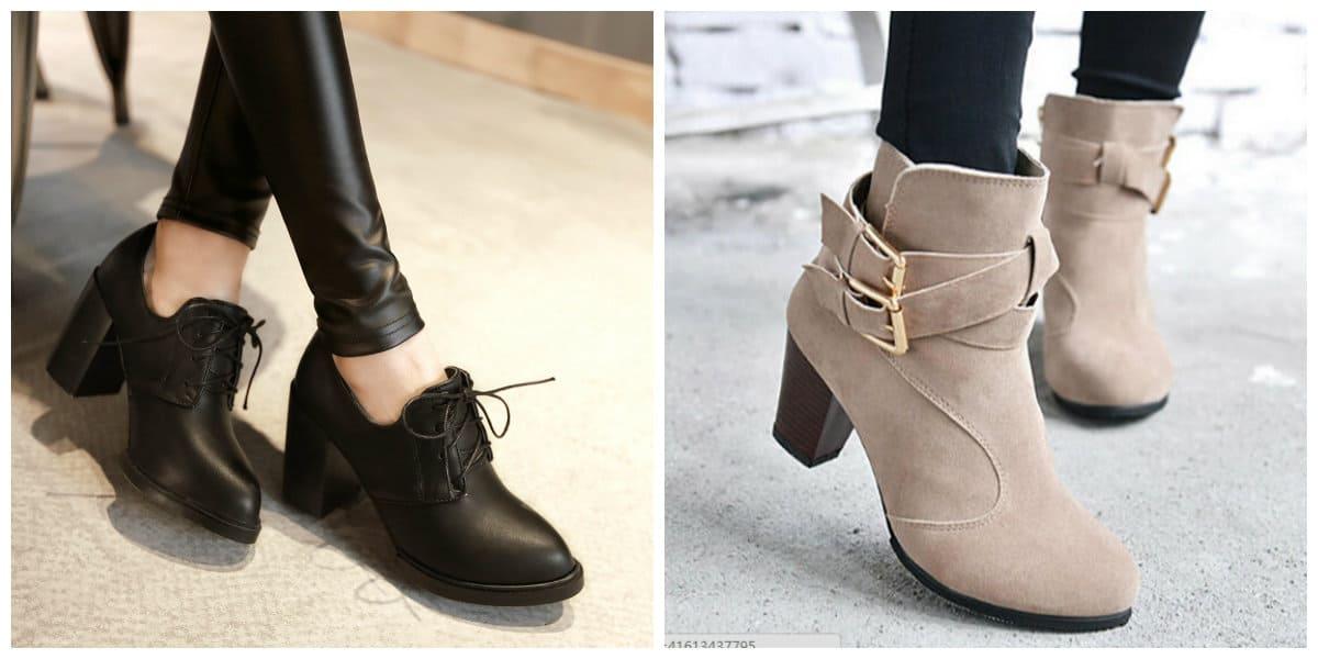 Zapatos de mujer 2018- calzados de otono muy de moda y en tendencia