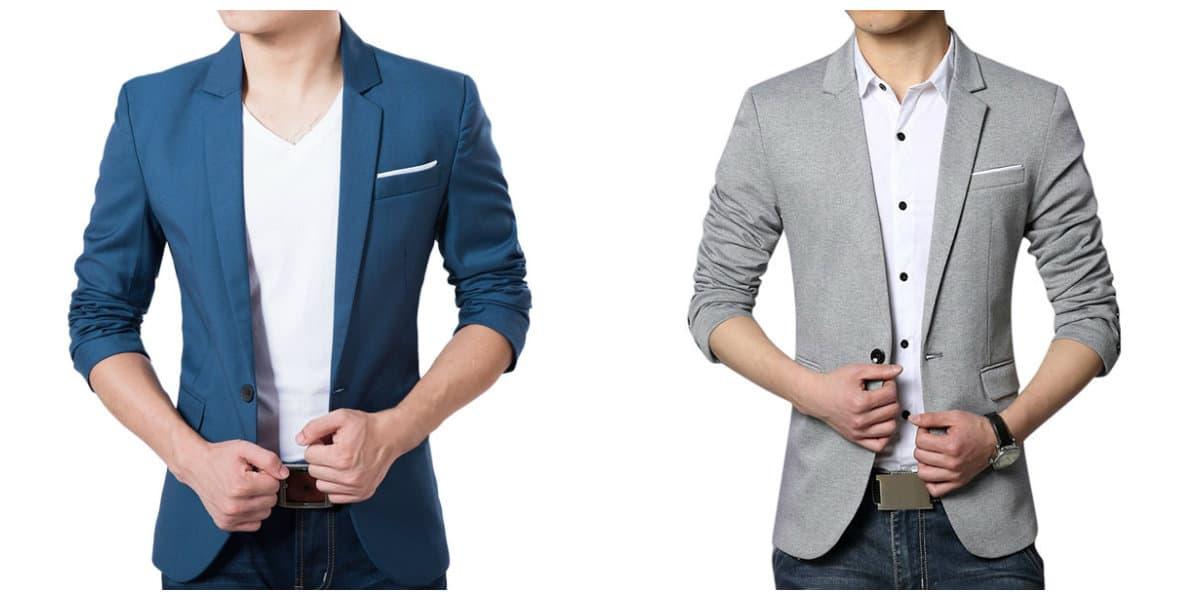 Blazer hombre 2020- tendencias principales de moda masculina