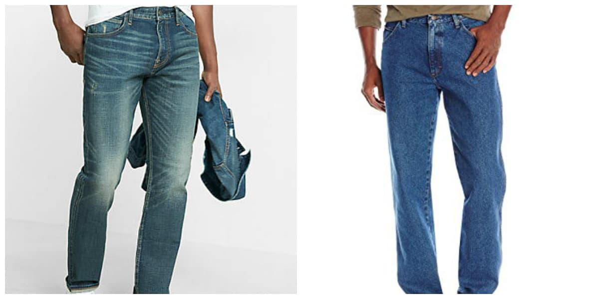 Jeans Para Hombres 2020 Estilos Y Tendencias De Jeans De Moda