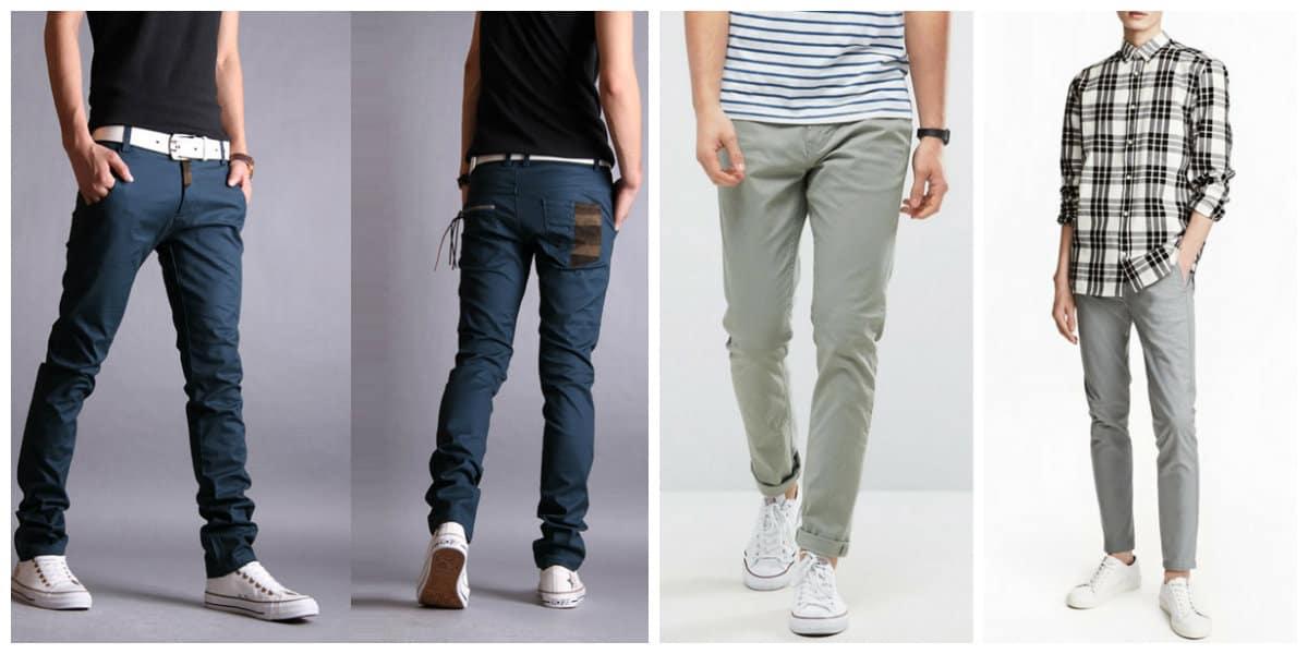 para estrechos 2018 hombres vaqueros pantalones Jeans x0wdSgUqg