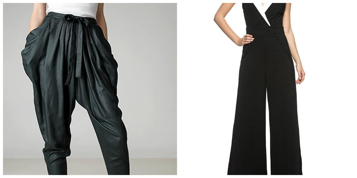 Moda femenina 2020- diferentes tipos de pantalones de moda