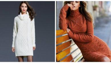 Moda femenina 2018- ropa de punto esta en tendencia